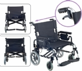 Remploy Dash4Life Bariatric Wheelchair